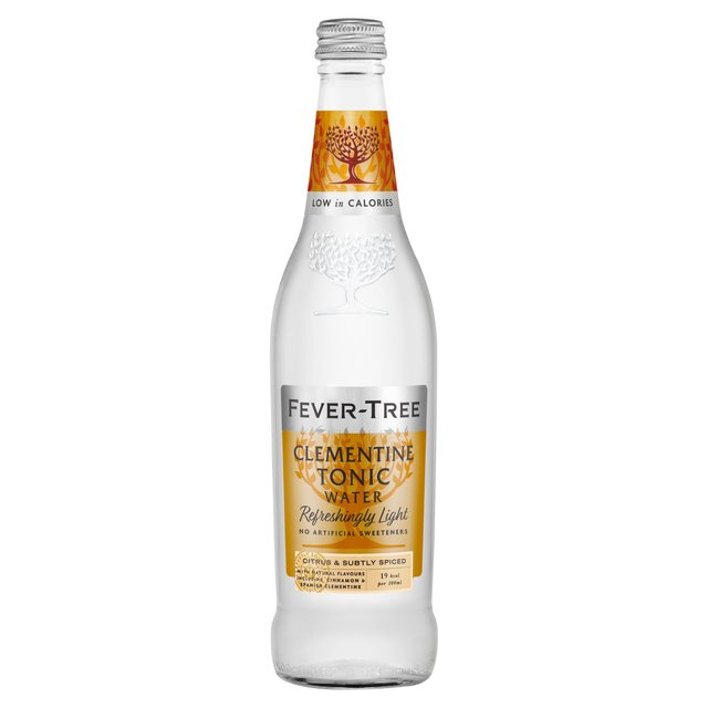 Fever-Tree Refreshingly Light Clementine Tonic Water