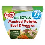 Cow & Gate Mashed Potato Beef & Veggies Little Bowl Meal
