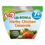 Cow & Gate Herby Chicken Casserole Little Bowl Meal