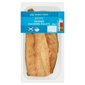 Morrisons Smoked Sweetcure Mackerel Fillets