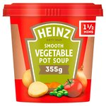 Heinz Vegetable Pot Soup Meal For One