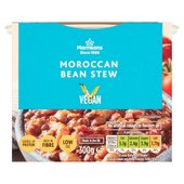 Morrisons Moroccan Bean Stew