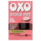 Oxo Stock Pot Red Wine