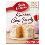 Betty Crocker Rainbow Chip Cake Mix