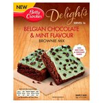 Betty Crocker Delights Mint Brownie Mix