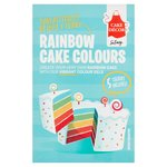 Cake Decor Rainbow Colour Icing Gels