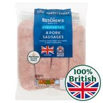 Morrisons Butchers Style Reduced Fat Pork Sausage