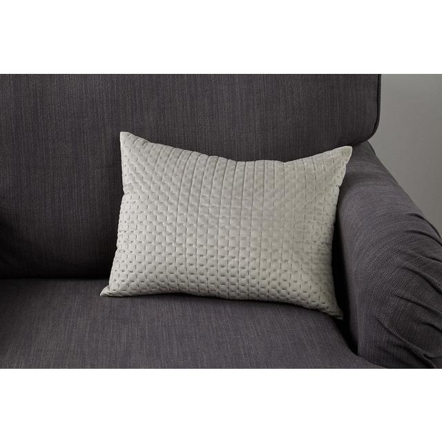 Morrisons Pinsonic Cushion Taupe
