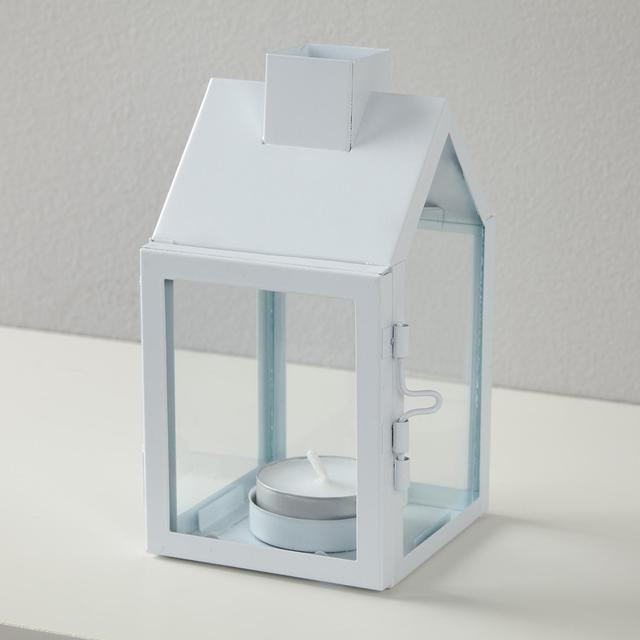 Morrisons Tealight House White