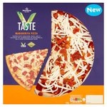 Morrisons V Taste Diced Tomato & Dried Basil Margherita Pizza