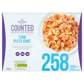 Morrisons Counted Tuna Pasta Bake