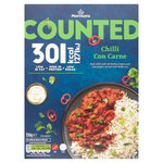 Morrisons Counted Chilli Con Carne