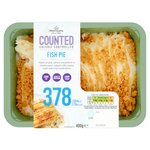 Morrisons Counted Fish Pie