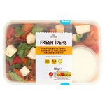 Morrisons Fresh Ideas Roasted Butternut Squash & Halloumi Naked Burrito