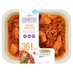 Morrisons Counted Calorie Controlled Chicken Jambalaya