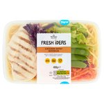 Morrisons Fresh Ideas High Protein Chicken Satay Noodles