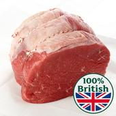 Morrisons British Beef Topside Joint