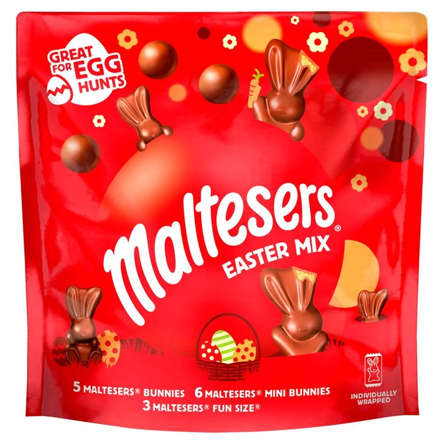 Maltesers Chocolate Easter Mix Sharing Pouch