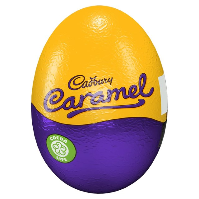 Cadbury Chocolate Caramel Egg Single
