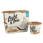 Light & Free Greek Style Yogurt Coconut Craze Flavour