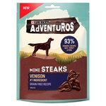 Adventuros Mini Steaks Wild Venison