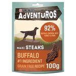 Adventuros Mini Steaks Wild Buffalo