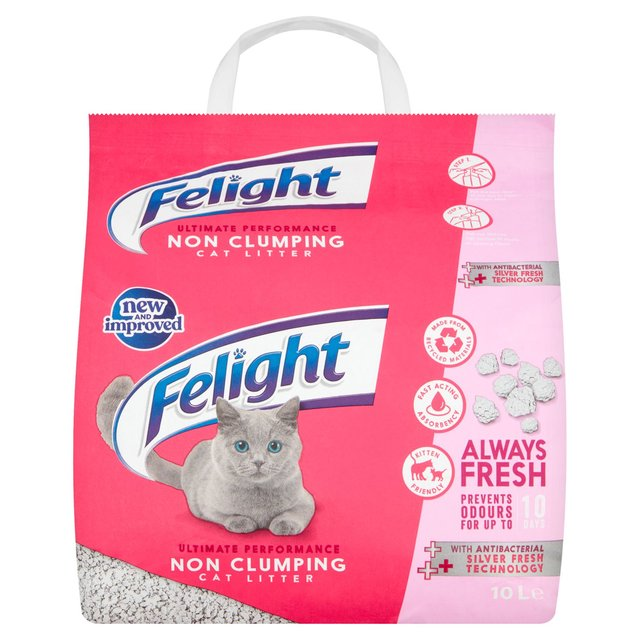 Bob Martin Felight Febreze Cat Litter 10L