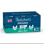 Butcher's Lean & Tasty Low Fat Dog Food Tins 6x400g