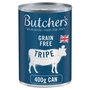 Butcher's Tripe Dog Food Tin 400g