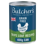 Butcher's Chicken & Tripe Dog Food Tin 400g