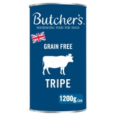 Butcher's Tripe Dog Food Tin 1200g
