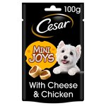 Cesar Mini - Joys With Cheese & Chicken Soft Mini - Treats