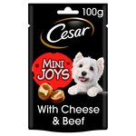 Cesar Mini - Joys With Cheese & Beef Soft Mini - Treats