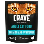 Crave Cat Salmon & Fresh Whitefish