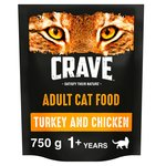 Crave Cat Turkey & Chicken