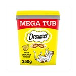 Dreamies With Delicious Cheese Mega Pack