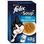 Felix Soup Fish Selection