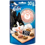 Felix Mini Filetti Cat Treats Chicken And Salmon