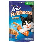Felix Fun Sauces Toppings With Tempting Grilled Turkey