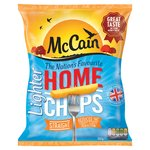 McCain Lighter Frozen Home Chips Straight