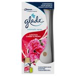 Glade Automatic Spray Holder Peony & Cherry