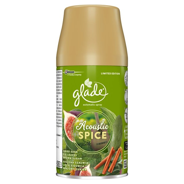Glade Automatic Spray Refill Acoustic Spice