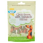 Good Boy Chicken With Spinach Sticks Dog Treats