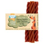 Good Boy Twists  With Chicken & Veg Dog Treats