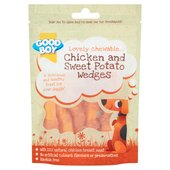 Good Boy Chicken & Sweet Potato Wedges Dog Treats