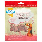 Good Boy Pigs In Blankets Dog Treats