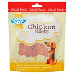Good Boy Chicken Fillets Dog Treats