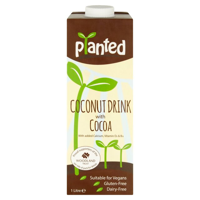 Planted Coconut Drink With Cocoa