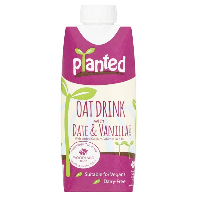 Planted Oat Drink With Date & Vanilla