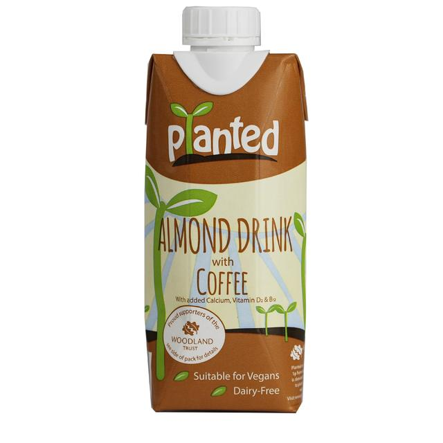 Planted Almond Drink With Coffee